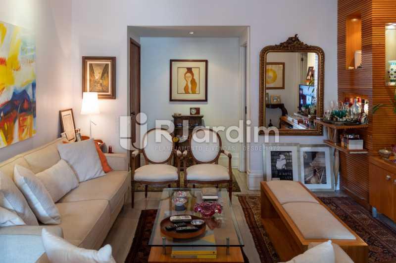 Sala em 2 Ambientes - Apartamento À Venda - Gávea - Rio de Janeiro - RJ - LAAP31262 - 1