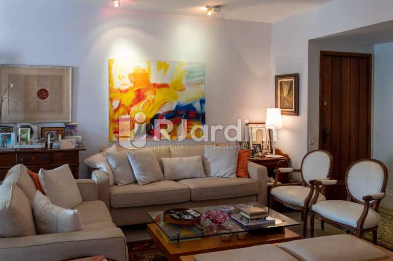 Sala em 2 Ambientes - Apartamento À Venda - Gávea - Rio de Janeiro - RJ - LAAP31262 - 3