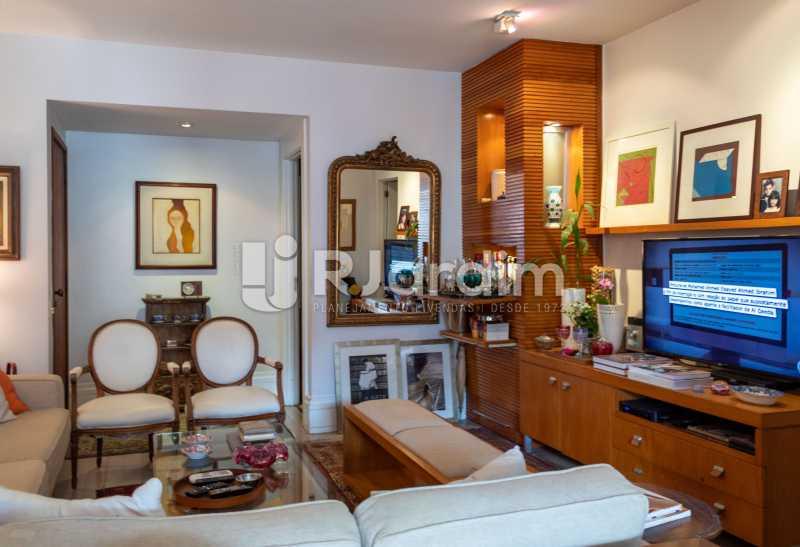 Sala em 2 Ambientes - Apartamento À Venda - Gávea - Rio de Janeiro - RJ - LAAP31262 - 4