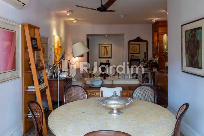 Sala em 2 Ambientes - Apartamento À Venda - Gávea - Rio de Janeiro - RJ - LAAP31262 - 5