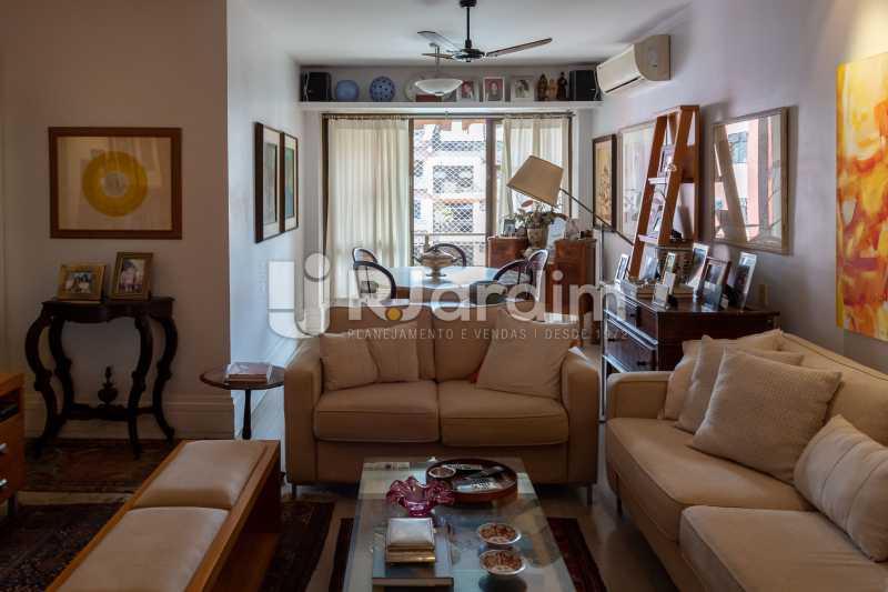 Sala em 2 Ambientes - Apartamento À Venda - Gávea - Rio de Janeiro - RJ - LAAP31262 - 8