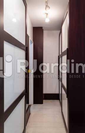 Closet - Apartamento À Venda - Gávea - Rio de Janeiro - RJ - LAAP31262 - 10