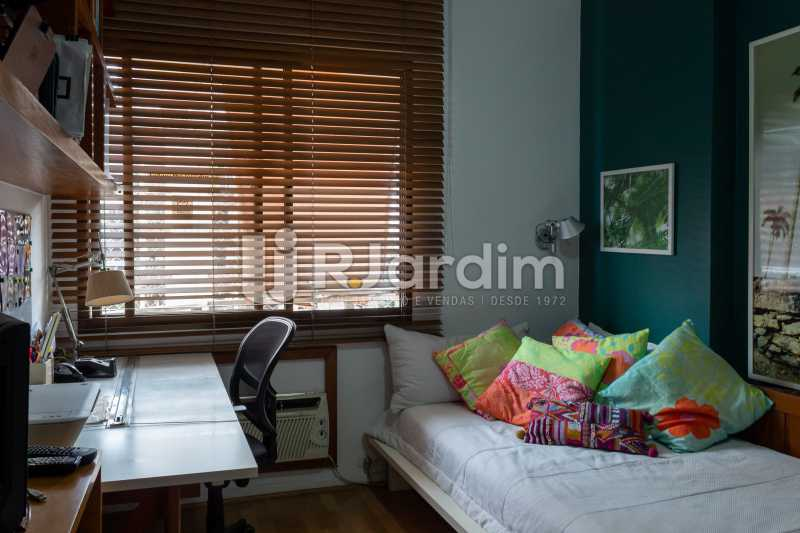 Quarto 1 - Apartamento À Venda - Gávea - Rio de Janeiro - RJ - LAAP31262 - 12