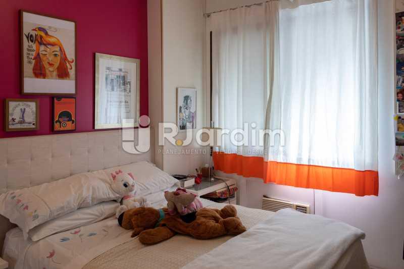 Quarto 2 - Apartamento À Venda - Gávea - Rio de Janeiro - RJ - LAAP31262 - 14