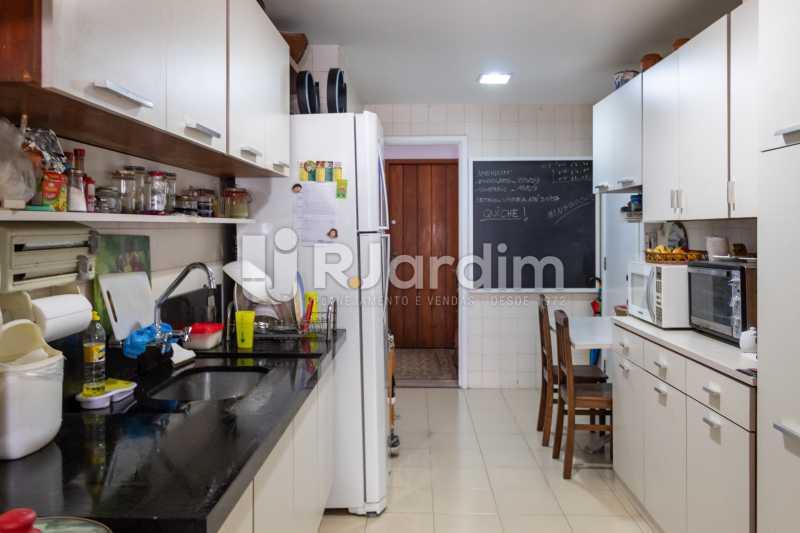 Copa-Cozinha - Apartamento À Venda - Gávea - Rio de Janeiro - RJ - LAAP31262 - 18