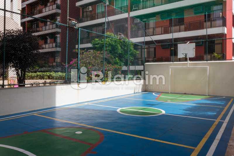 Quadra Poliesportiva - Apartamento À Venda - Gávea - Rio de Janeiro - RJ - LAAP31262 - 20