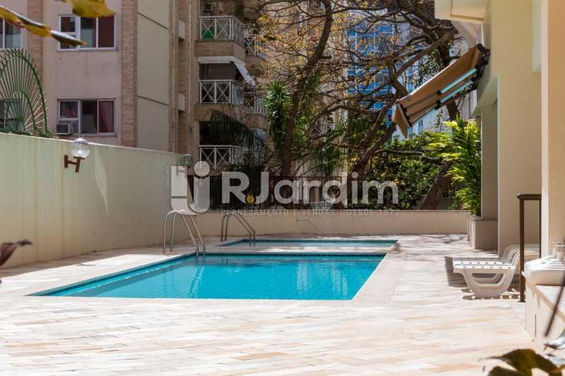 Piscina Adulto e Infantil - Apartamento À Venda - Gávea - Rio de Janeiro - RJ - LAAP31262 - 21