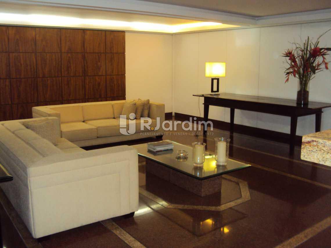 portaria - Compra Venda Avaliação Imóveis Apartamento Lagoa 4 Quartos - LAAP40530 - 29
