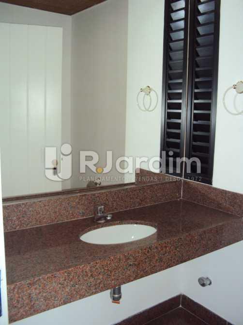 banheiro - Compra Venda Avaliação Imóveis Apartamento Lagoa 4 Quartos - LAAP40530 - 5