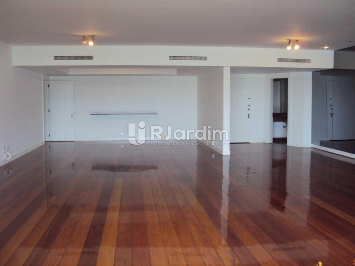 sala - Compra Venda Avaliação Imóveis Apartamento Lagoa 4 Quartos - LAAP40530 - 6