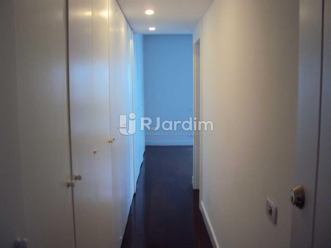 armários - Compra Venda Avaliação Imóveis Apartamento Lagoa 4 Quartos - LAAP40530 - 8