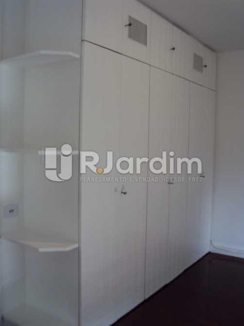 suíte - Compra Venda Avaliação Imóveis Apartamento Lagoa 4 Quartos - LAAP40530 - 12