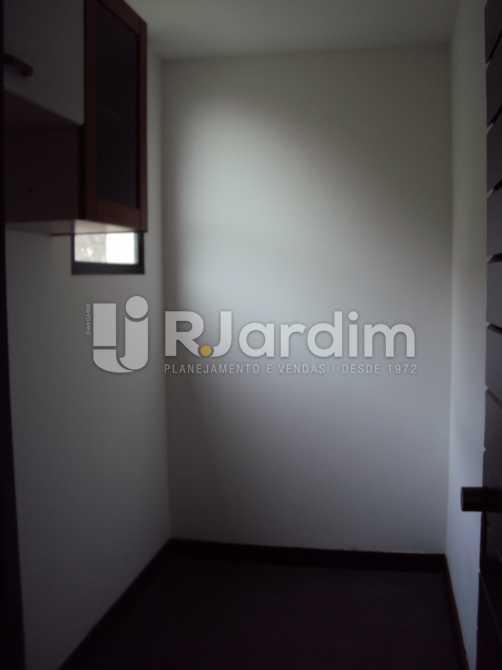 dependências - Compra Venda Avaliação Imóveis Apartamento Lagoa 4 Quartos - LAAP40530 - 15
