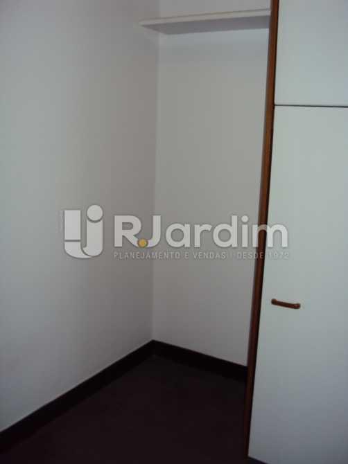 dependências - Compra Venda Avaliação Imóveis Apartamento Lagoa 4 Quartos - LAAP40530 - 16