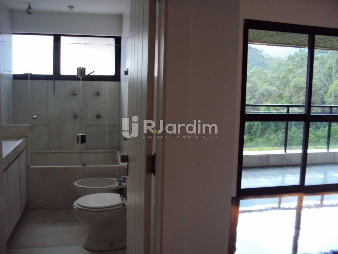 suíte - Compra Venda Avaliação Imóveis Apartamento Lagoa 4 Quartos - LAAP40530 - 18
