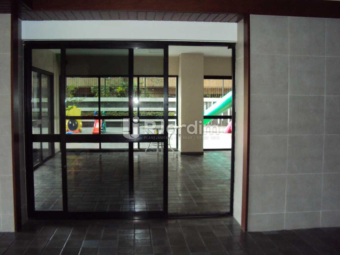 salão de festas - Compra Venda Avaliação Imóveis Apartamento Lagoa 4 Quartos - LAAP40530 - 20