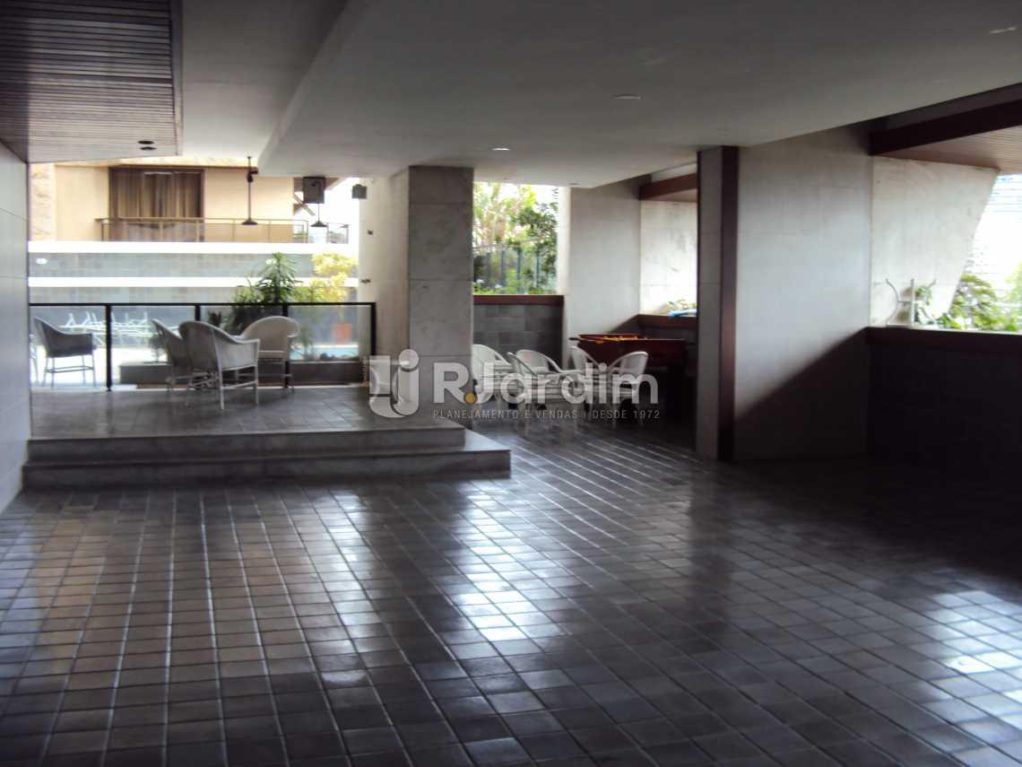 playground - Compra Venda Avaliação Imóveis Apartamento Lagoa 4 Quartos - LAAP40530 - 21