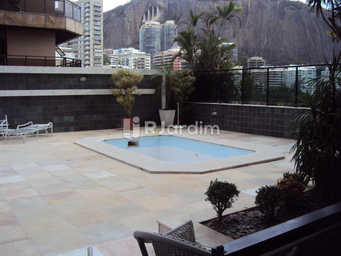 piscina - Compra Venda Avaliação Imóveis Apartamento Lagoa 4 Quartos - LAAP40530 - 22
