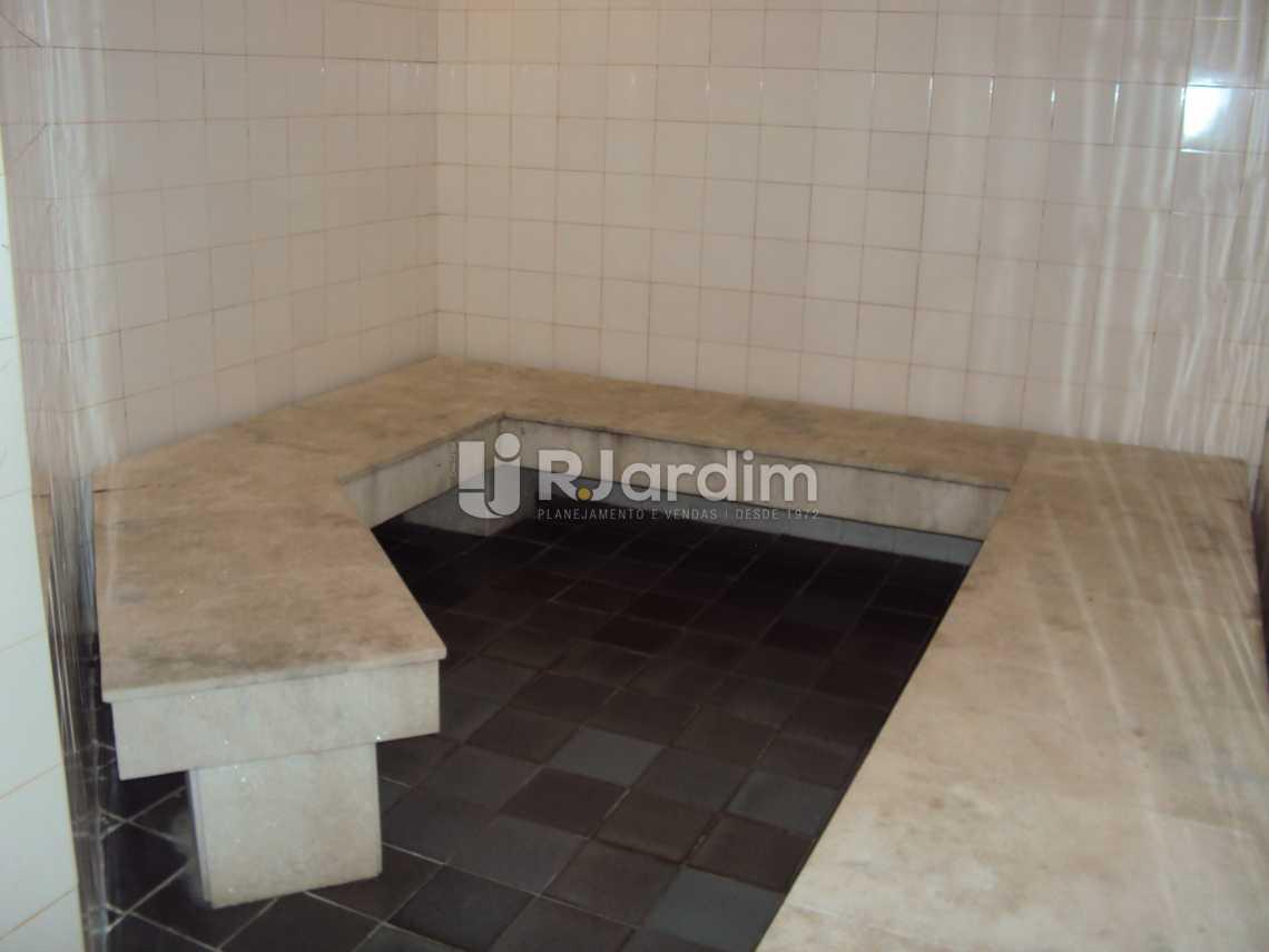 sauna - Compra Venda Avaliação Imóveis Apartamento Lagoa 4 Quartos - LAAP40530 - 26