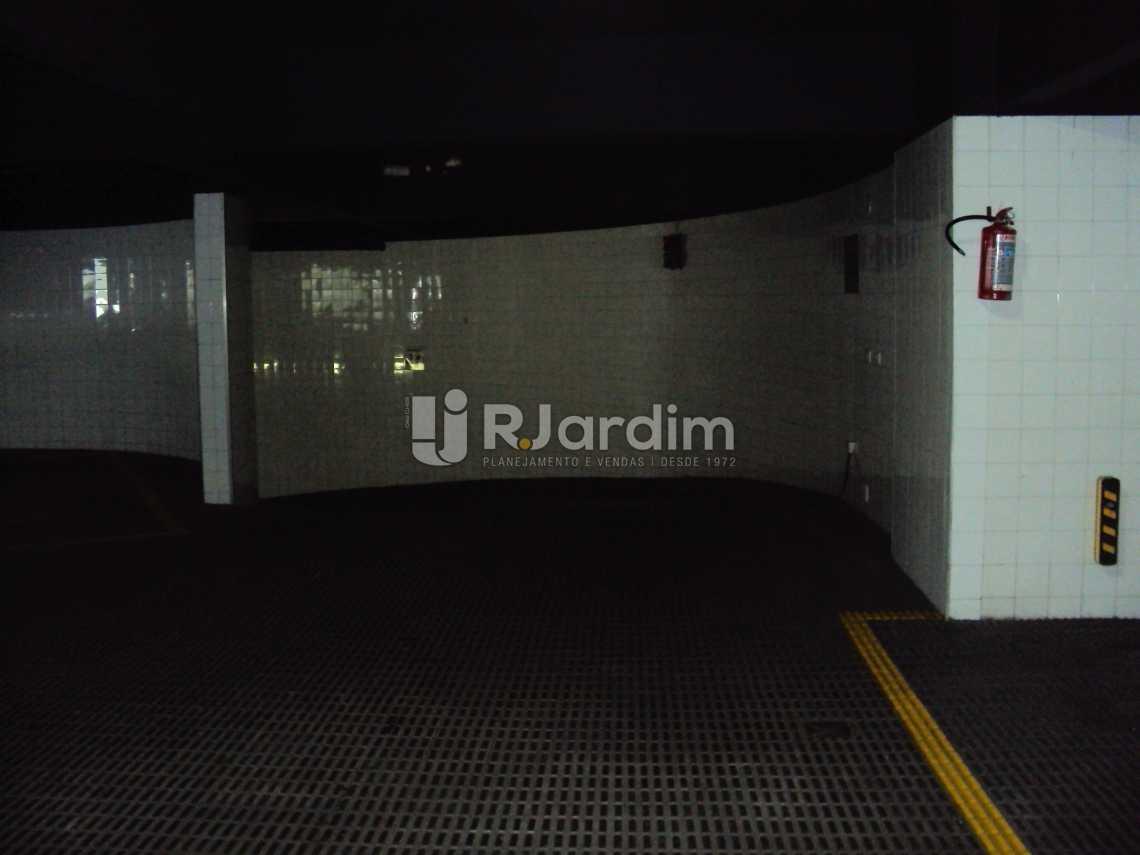 garagem - Compra Venda Avaliação Imóveis Apartamento Lagoa 4 Quartos - LAAP40530 - 27