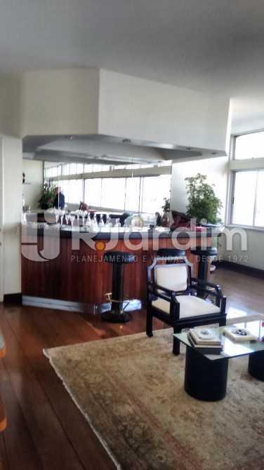 Grande bar - Apartamento Padrão Residencial Lagoa - LAAP31268 - 4