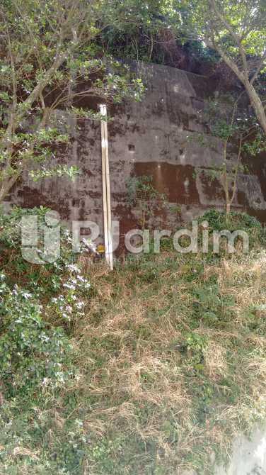 Vista verde da suíte - Apartamento Padrão Residencial Lagoa - LAAP31268 - 13