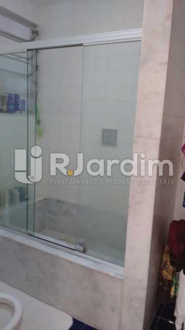 Banheiro da suíte - Apartamento Padrão Residencial Lagoa - LAAP31268 - 14