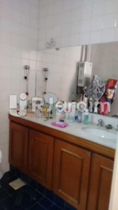 Banheiro da suíte - Apartamento Padrão Residencial Lagoa - LAAP31268 - 15