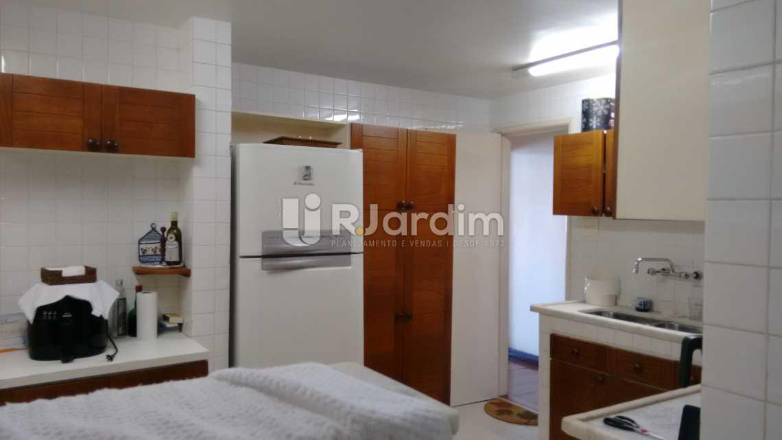 copa-cozinha - Apartamento Padrão Residencial Lagoa - LAAP31268 - 24