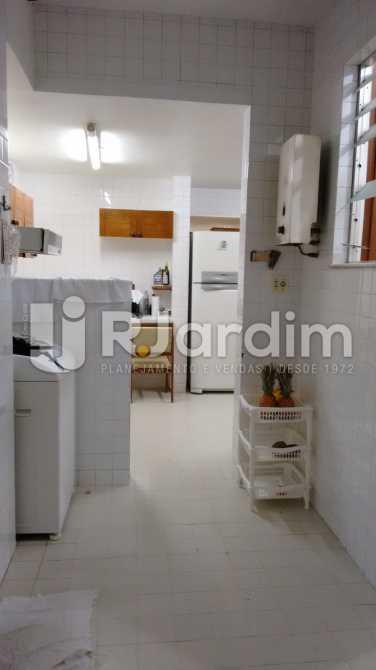 Grande área de serviço - Apartamento Padrão Residencial Lagoa - LAAP31268 - 25
