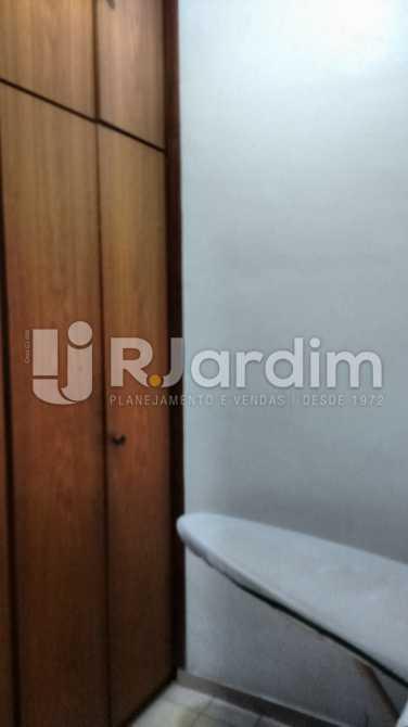 Quarto de empregada 2 - Apartamento Padrão Residencial Lagoa - LAAP31268 - 29