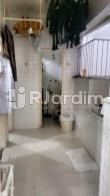 Grande área de serviçi - Apartamento Padrão Residencial Lagoa - LAAP31268 - 27