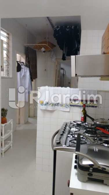 Cozinha/área - Apartamento Padrão Residencial Lagoa - LAAP31268 - 26