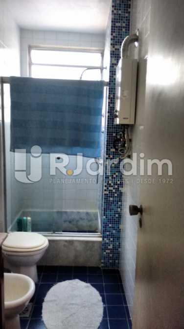 Banheiro social - Apartamento Padrão Residencial Lagoa - LAAP31268 - 19