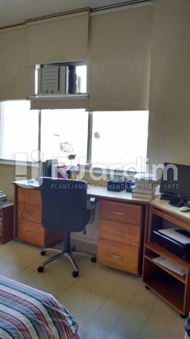 Amplo quarto 1 - Apartamento Padrão Residencial Lagoa - LAAP31268 - 17