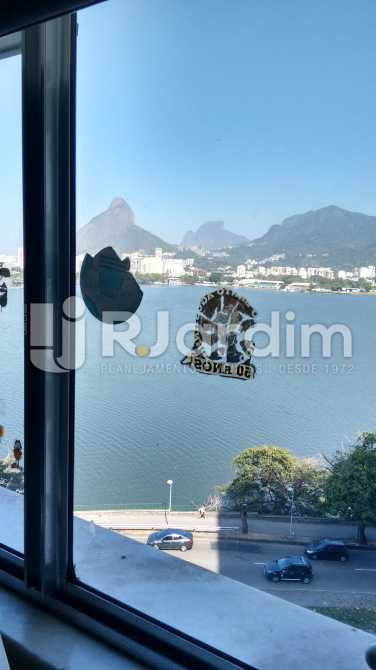 Vista quarto 1 - Apartamento Padrão Residencial Lagoa - LAAP31268 - 18