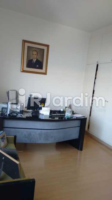 Quarto 2/ escritório - Apartamento Padrão Residencial Lagoa - LAAP31268 - 21