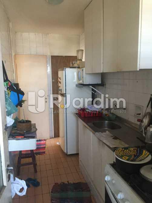 Cozinha - Apartamento Residencial Leblon - LAAP10218 - 12