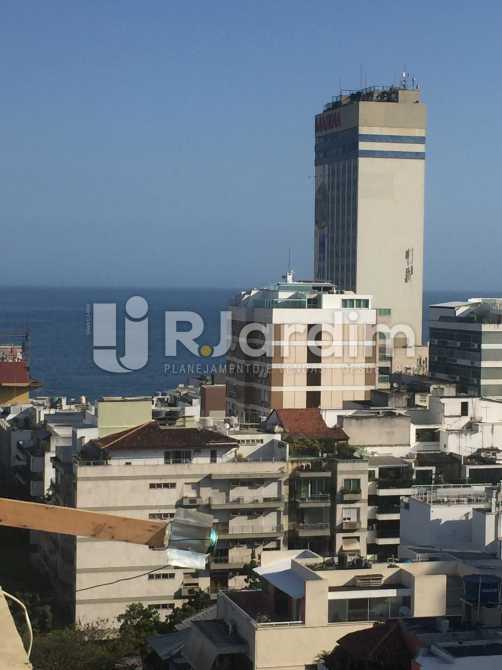 Vista  - Apartamento Residencial Leblon - LAAP10218 - 11