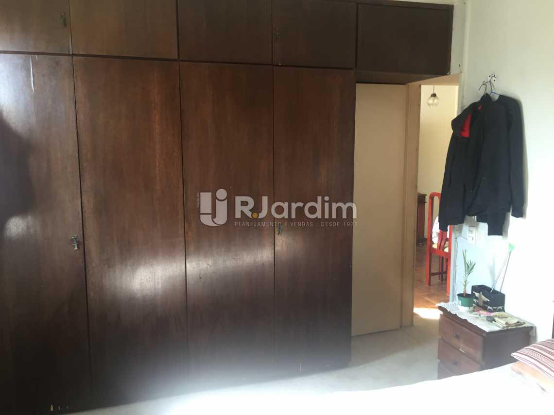 Quarto - Apartamento Residencial Leblon - LAAP10218 - 8