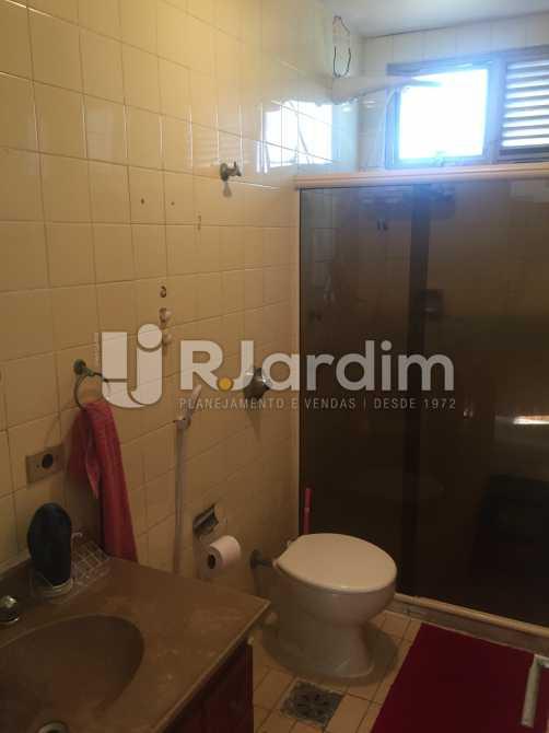 Banheiro Social - Apartamento Residencial Leblon - LAAP10218 - 9