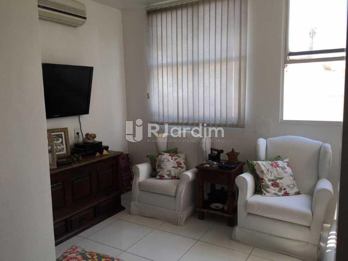 Sala TV - Cobertura Botafogo 3 Quartos Compra Venda Avaliação - LACO30176 - 8
