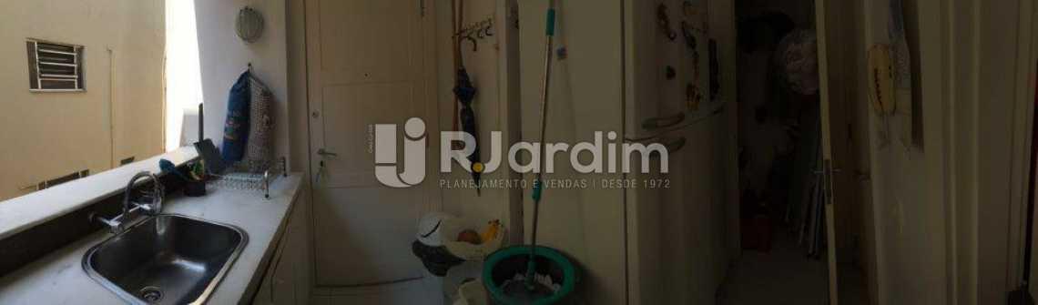Área - Apartamento Padrão Residencial Botafogo - LACO30176 - 23