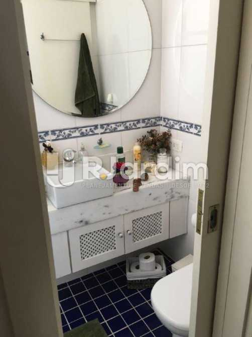 Banheiro social - Cobertura Botafogo 3 Quartos Compra Venda Avaliação - LACO30176 - 11