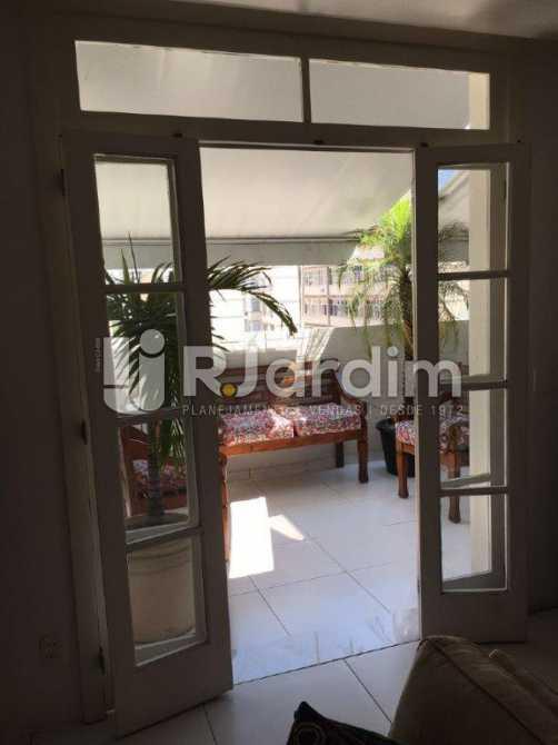 Varanda - Apartamento Padrão Residencial Botafogo - LACO30176 - 10