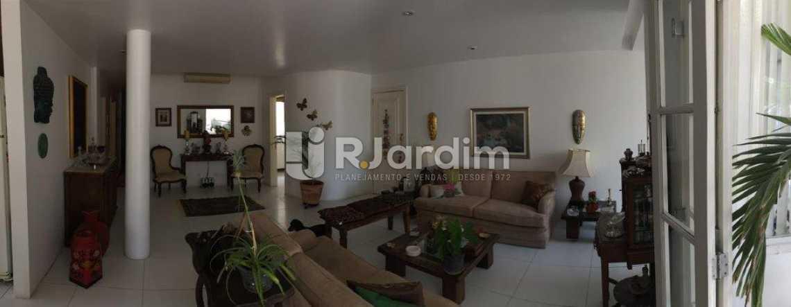 Living - Apartamento Padrão Residencial Botafogo - LACO30176 - 7