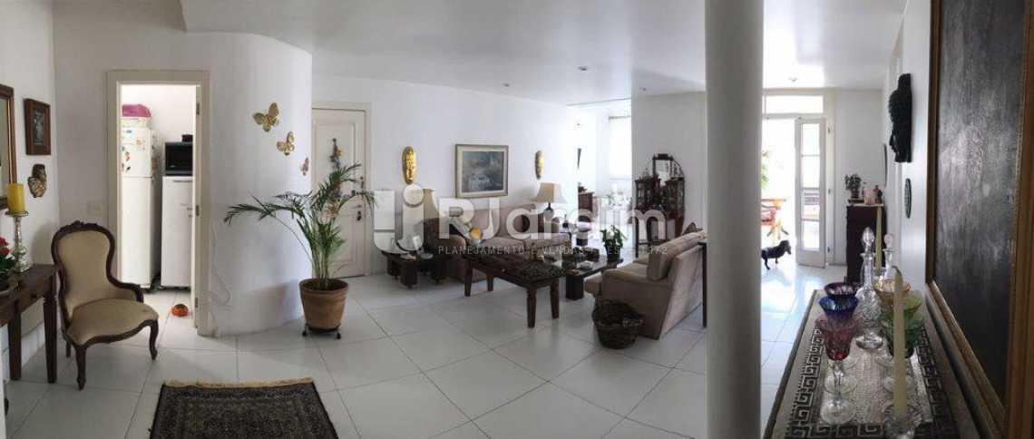 Living - Apartamento Padrão Residencial Botafogo - LACO30176 - 17