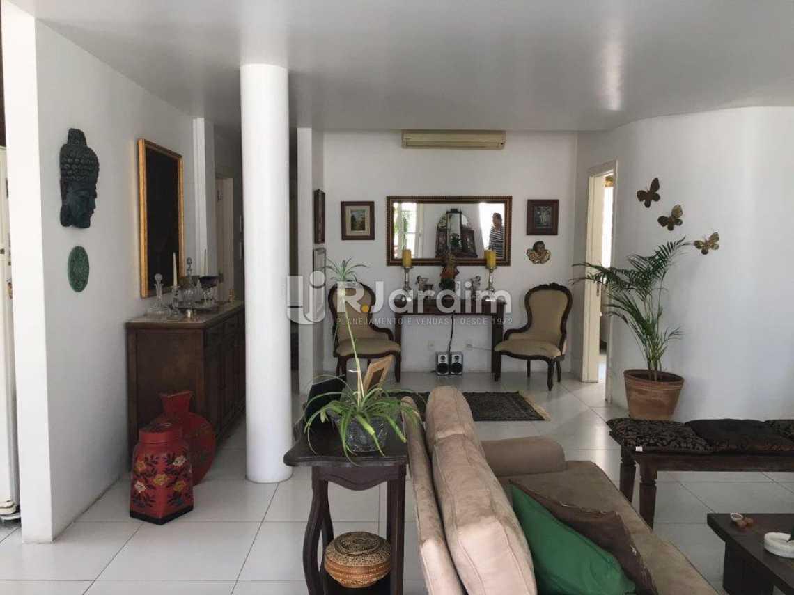 Living - Apartamento Padrão Residencial Botafogo - LACO30176 - 4