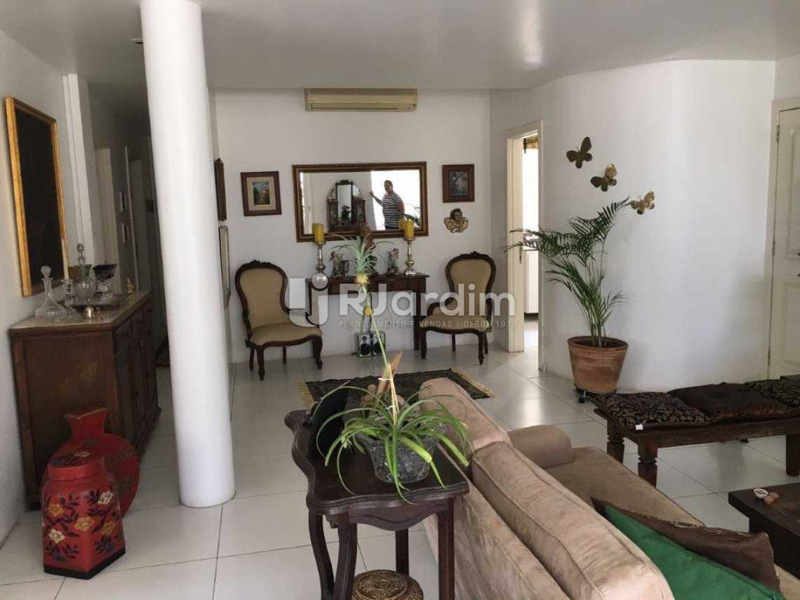 Living - Apartamento Padrão Residencial Botafogo - LACO30176 - 5