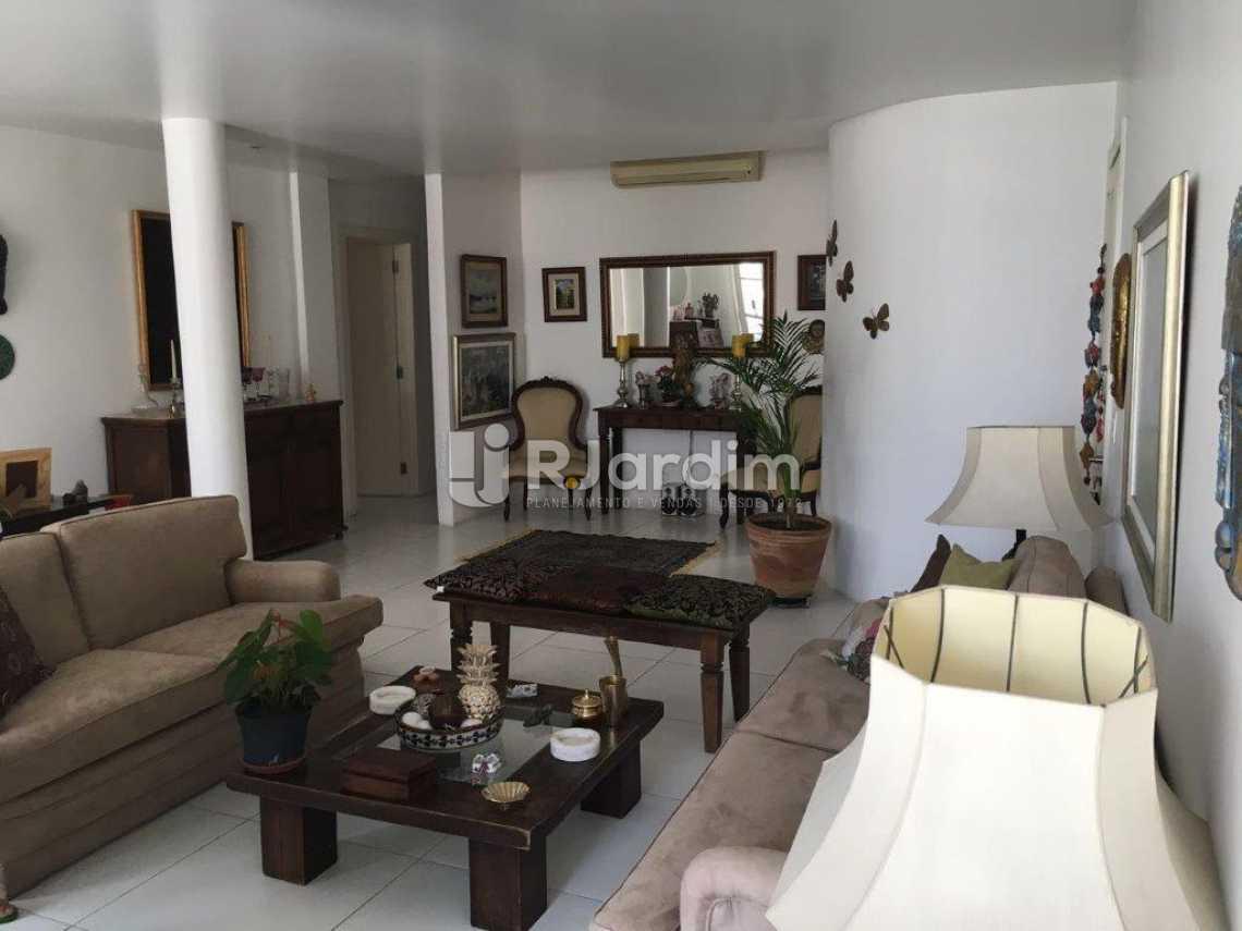 Living - Apartamento Padrão Residencial Botafogo - LACO30176 - 14